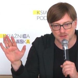 Spotkanie w Książnicy Podlaskiej (wideo)